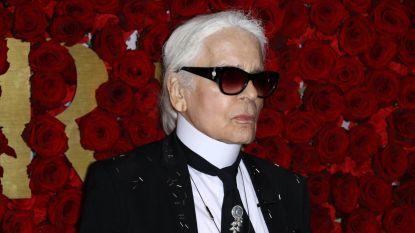 Metropolitan Museum plant tentoonstelling ter ere van Karl Lagerfeld