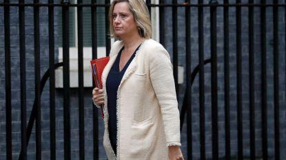Nieuwe tik voor Johnson: minister van Werkgelegenheid en Pensioenen stapt op