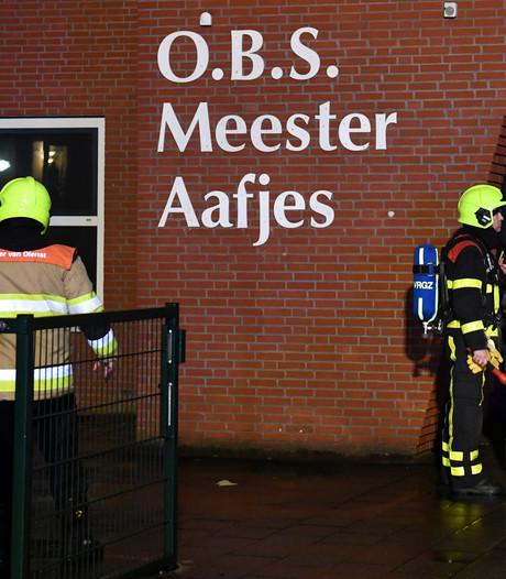 Sein 'brand meester' voor Meester Aafjes school