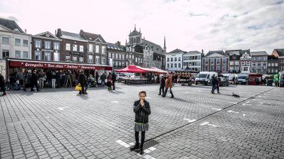 Truiense zaterdagmarkt zal op twee locaties plaatsvinden: 50 kramen op Grote Markt en 50 op Veemarkt