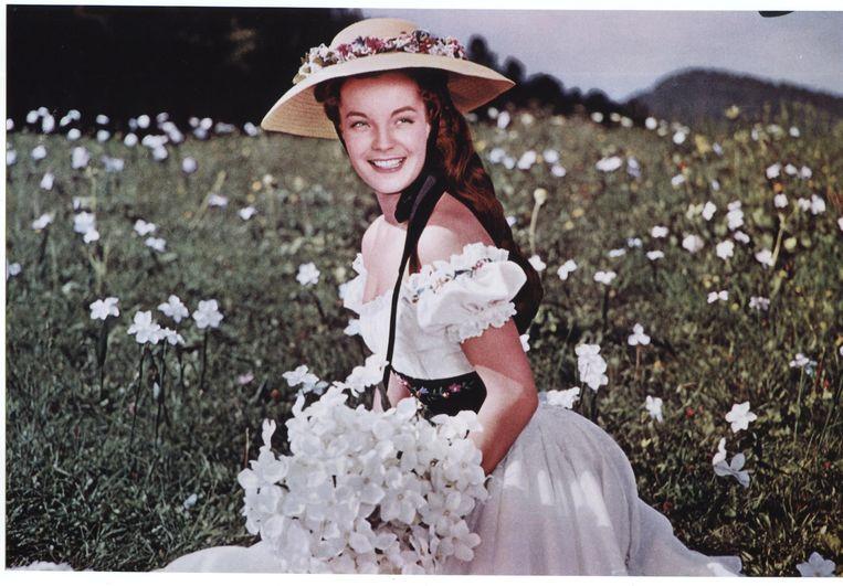 Romy Schneider wilde afrekenen met haar suikerzoete Sissy-imago. Beeld TR beeld