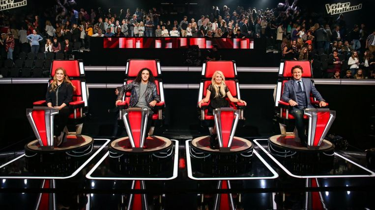 The Voice of Holland Beeld