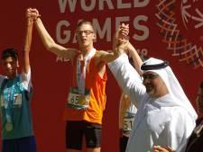 Eerste goud G-atleet Spark op Spelen in Abu Dhabi
