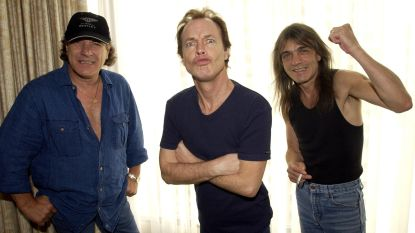 Malcolm Young, gitarist en oprichter van AC/DC, is overleden