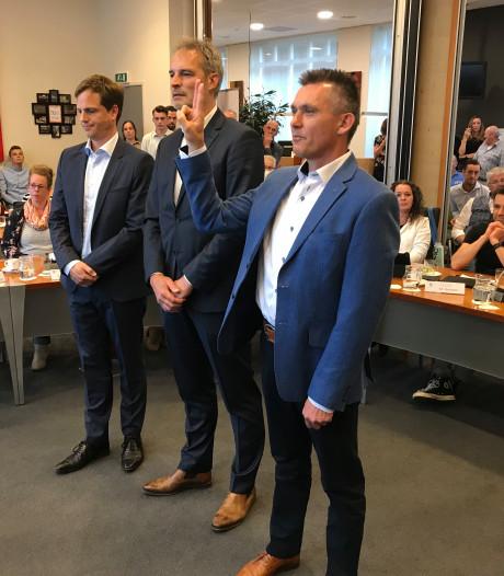 Wethouders in Boekel onder grote publieke belangstelling geïnstalleerd