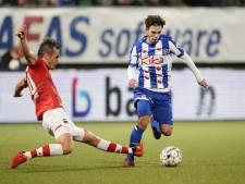 Samenvatting: AZ - sc Heerenveen
