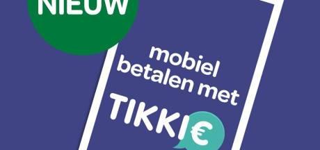 Bij de Spar in Diepenheim en De Lutte betalen met Tikkie
