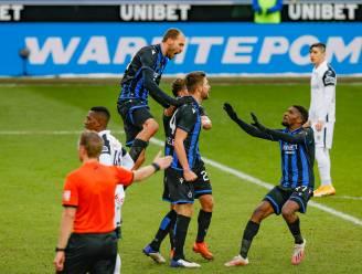 Club Brugge vergroot kloof met Genk tot twaalf punten nadat het beklijvende topper wint met 3-2
