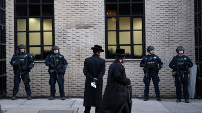 Politie New York extra alert op antisemitisme