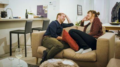 Waarom Aljosja en Lieve een koppel zijn, maar het zelf amper weten (+ wat u allemaal niet zag op tv)