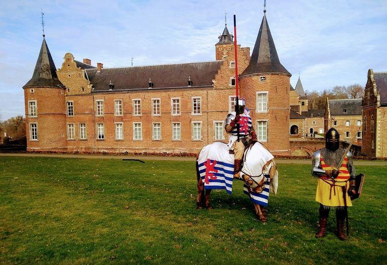 Niet enkel ridders horen bij de geschiedenis van Alden Biesen, ook festivals zoals dat van Alba Nova dat dit jaar in het teken staat van 'En Route'.