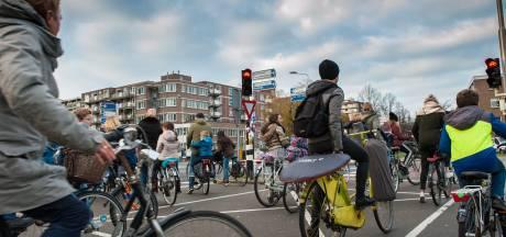 ANWB: Steden, maak fietspad veiliger