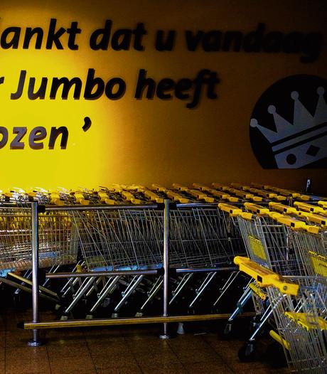 Straf voor elleboogstoot in supermarkt Winssen