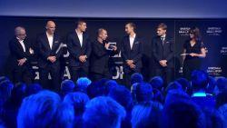 LIVE SPORTGALA: Davis Cup-team verkozen tot Ploeg van het Jaar - Wie worden Sportman en Sportvrouw?
