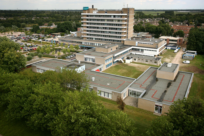 Amphia ziekenhuis in Oosterhout.
