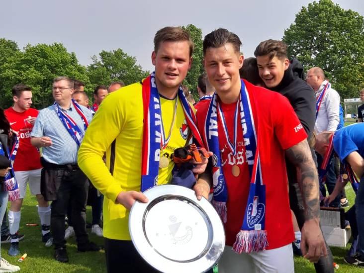 Maas en Van Zundert naderen topscorer Idabdelhay