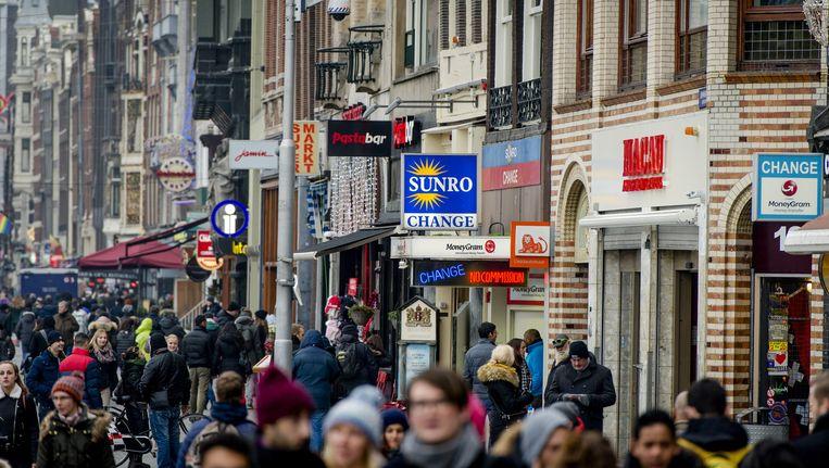 Ook dit jaar verwacht het bureau een groei van 3 procent van de toeristen Beeld anp