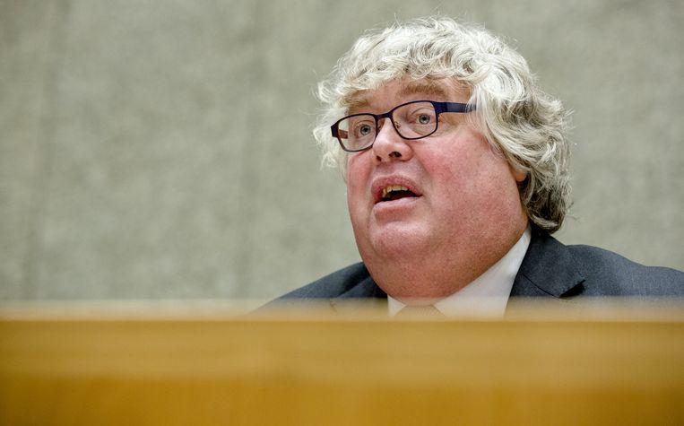 VVD-Kamerlid Ton Elias. Beeld null