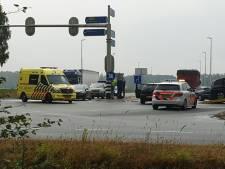 Gewonde bij botsing in Wierden