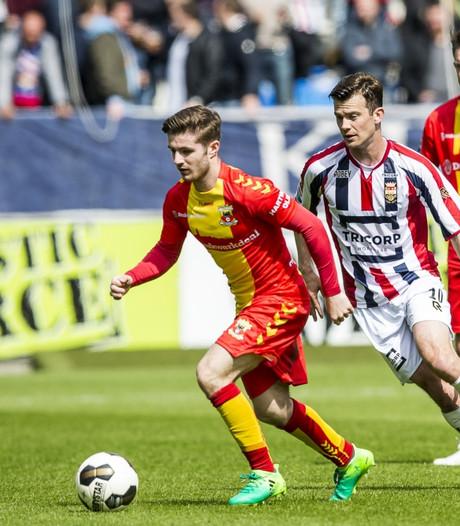 VIDEO: Willem II duwt Go Ahead dieper de afgrond in na 2-0 overwinning
