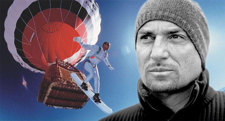 Marc Sluszny is een bekende avonturier.