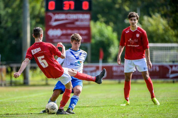 De 0-2-zege bij Madese Boys was de laatste in een reeks van zeven overwinningen op rij.