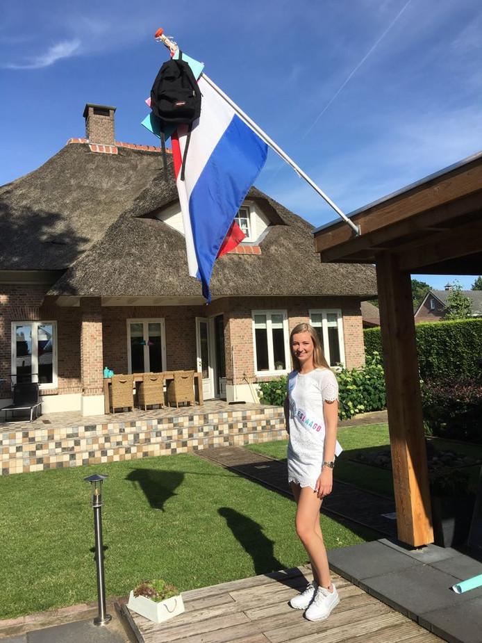 Sophie Berkel uit Enschede