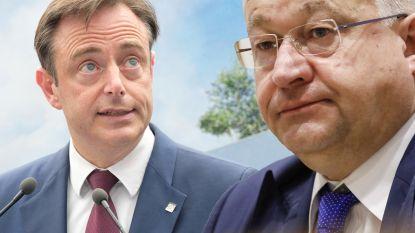 """Minister Vanhengel haalt uit naar N-VA: """"De Wever sluist geld naar Antwerpen ten nadele van andere steden"""""""