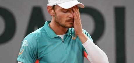"""David Goffin déçu de ne pas pouvoir participer à l'ATP Cup: """"C'était la préparation idéale"""""""