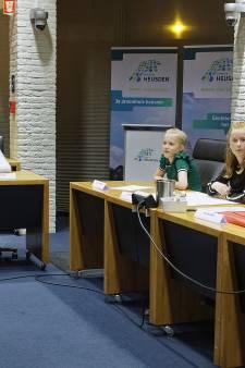 21 kinderen uit groep 7 zien het wel zitten: jeugdburgemeester van Heusden worden