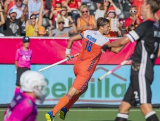 Medaille voor Nederland: Oranje wint met 4-0 tegen Duitsland