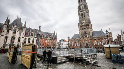 """Kerstchalets weer afgebroken: """"Beste wintermarkt in jaren"""""""