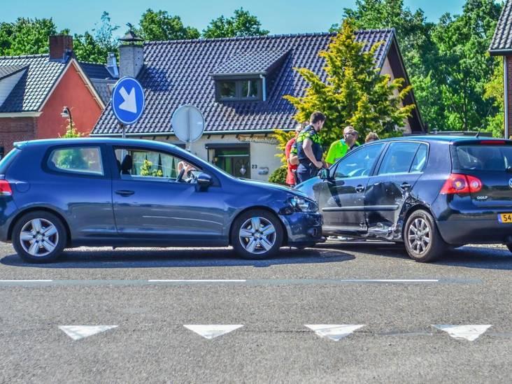 Gewonde bij ongeval in Zegge
