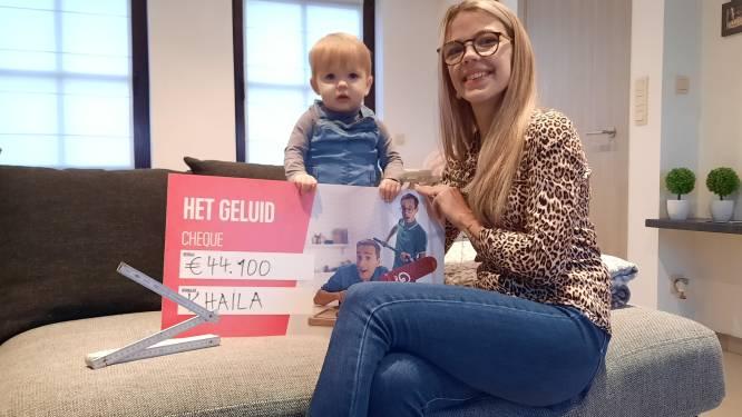 """Khaila (21) uit Poperinge raadt Het Geluid van Qmusic en wint 44.100 euro: """"Het dringt nog niet helemaal door"""""""
