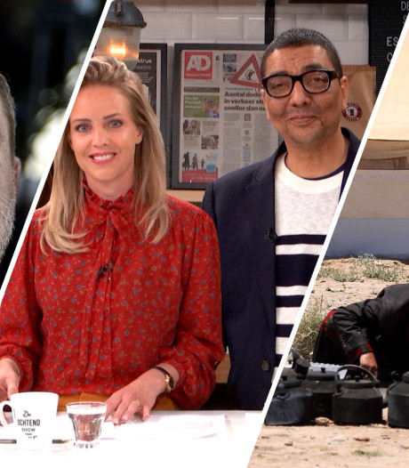 Wereldvluchtelingendag en Charlene Heezen over Harvey Weinstein in De Ochtend Show to go
