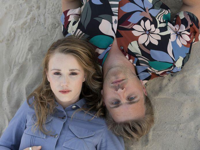Sanne Samina Hanssen en Woody Veneman alias Polly & Bruce.