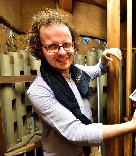 Vanwege de hitte moeten duizenden orgelpijpen Sint-Jan opnieuw gestemd worden... in één dag
