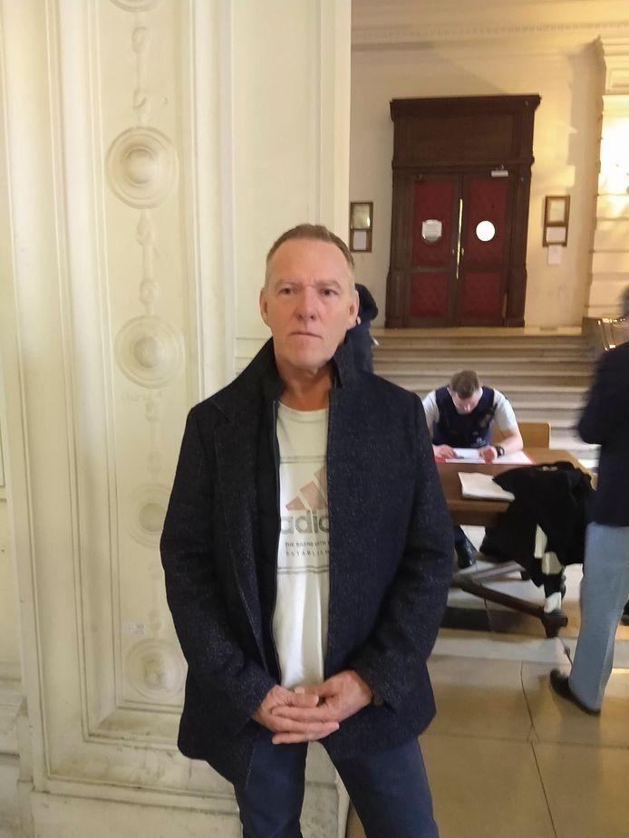 Leo Scheelen, die vrijgesproken werd