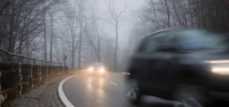 Gare au brouillard givrant