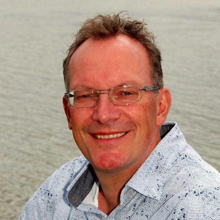 Bedenker van de slimme fietsbel Johan Ringeling Beeld