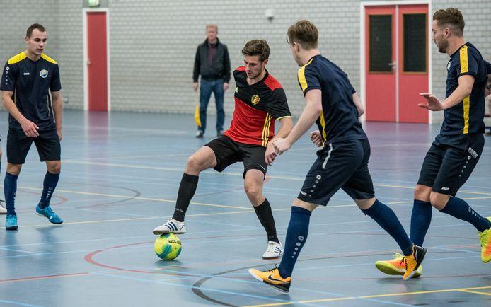 Rode Duivels Belgie (rode shirts), Schijndel RKSV