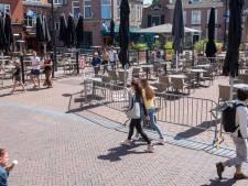 Zo drink je vanaf volgende week weer een biertje op de Markt in Harderwijk