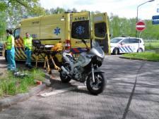 Motorrijder zwaargewond na ongeluk in Oisterwijk