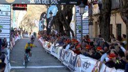 Teuns miskijkt zich op laatste bocht, leider Fuglsang profiteert in Ruta del Sol