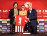 Toni Lato officieel gepresenteerd bij PSV