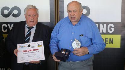 Louis Vogels al zestig jaar actief bij KSC Sprint Wezembeek-Oppem