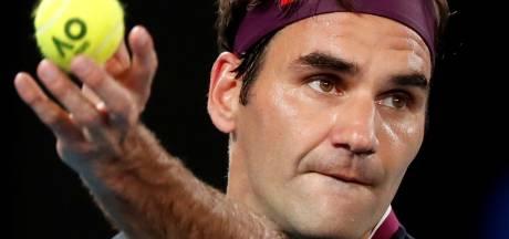 Federer mag vanaf volgend jaar eigen logo weer gebruiken