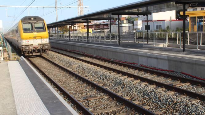 Dit weekend geen treinverkeer tussen Gent en Brugge: werken aan station Aalter