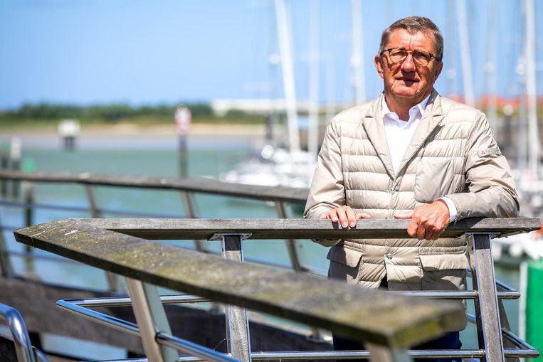 De vader van Bram, Firmin Sinnaeve (67), hoopt op een doorbraak.