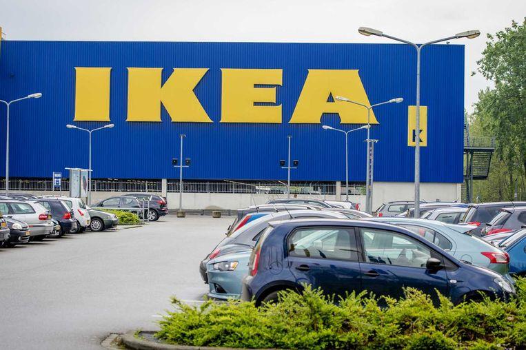 IKEA-filiaal in Groningen. Beeld anp